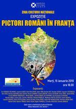 Pictori români în Franţa