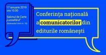 Conferinta comunicatori edituri