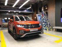 Volkswagen T-CROSS in Volkswagen Concept Store