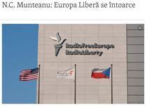 N.C. Munteanu - pe Europalibera.org