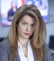 Gabriela Folcut, director executiv ARB