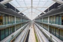 Centrul de tehnologie Huawei de la Shanghai