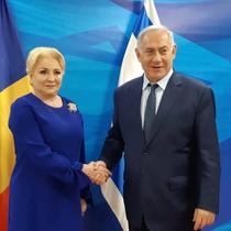Viorica Dancila-Netanyahu