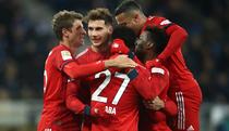 Bayern Munchen, victorie cu Hoffenheim