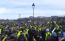 Noi proteste la Paris