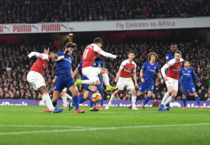 Arsenal, victorie cu Chelsea