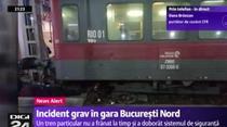 Incident in Gara de Nord