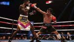 Manny Pacquiao si Adrien Broner