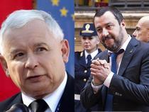 Kaczynski si Salvini