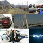 Business report: Cum va arăta cel mai scump pod din istoria României; România importă masiv energie din Ucraina. Cine o aduce?; DW scrie că est-europenii se duc pe baricade pentru salarii mai mari