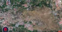 Cutremur Indonezia, imagini din satelit