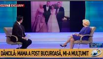 Viorica Dancila in emisiunea lui Mihai Gadea