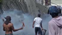 Proteste de strada in Caracas
