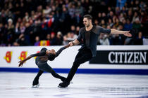 Vanessa James si Morgan Cipres