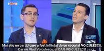 Pavel Popescu la Antena 3
