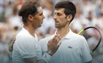 Rafael Nadal si Novak Djokovic