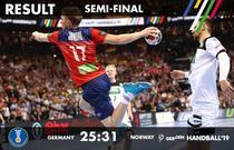 Norvegia, in finala Campionatului Mondial de handbal masculin