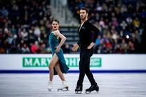 Gabriella Papadakis si Guillaume Cizeron