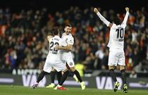 Valencia vs Villarreal 3-0