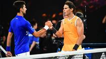 Rafael Nadal si Novak Djokovic (2)