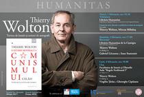 Thierry Wolton, turneu de lansări