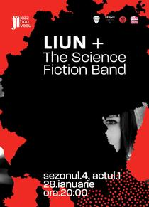 ​LIUN+The Science Fiction Band
