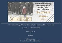 Invitatie la Lista lui Schindler