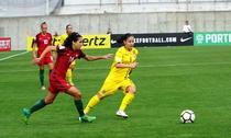 Nationala Romaniei de fotbal feminin