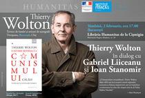 Thierry Wolton în dialog cu Gabriel Liiceanu și Ioan Stanomir despre volumul O istorie mondială a comunismului