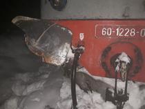 Trenul 4111, deraiat