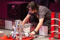 Demonstrație de robotică la Iasi