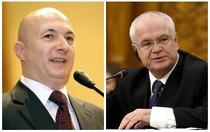 Codrin Stefanescu si Eugen Nicolicea