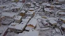 Iarna grea in Grecia