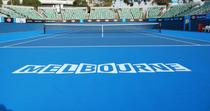 Teren de la Australian Open