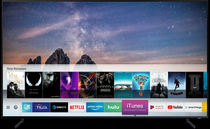 Samsung si iTunes