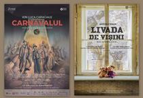 Turneul Teatrului din Chisinau la Bucuresti