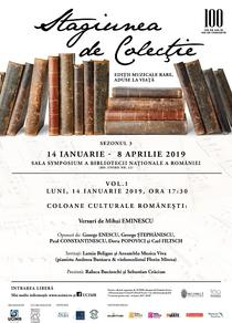 Stagiunea de Colectie Vol 1 2019