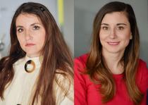Silvia Axinescu, Cristina Iacobescu