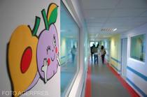 Sectia de oncologie a Spitalului Marie Curie