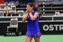 Monica Niculescu, dupa victoria din FedCup