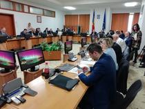 Sedinta comisiilor reunite de buget-finante