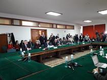 CA al BNR la discutiile din Parlament