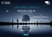 Concert aniversar Grigore Lese 65