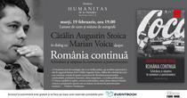 """Dezbatere """"România continuă. Schimbare și adaptare în comunism și postcomunism"""""""