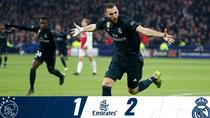 Karim Benzema, 60 de goluri in Champions League