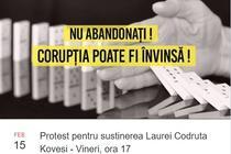 manifestatii de sustinere a Laurei Kovesi