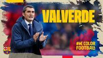 Valverde si-a extins contractul cu Barca