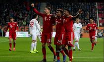 Bayern Munchen, victorie cu Augsburg