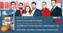 Cartea România, te iubesc! - se lanseaza la Iasi