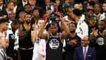 Kevin Durant, MVP in All Star Game